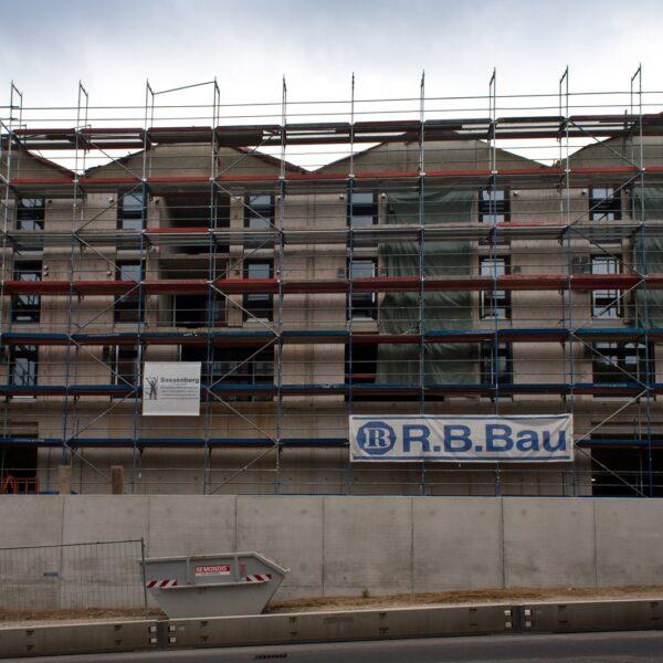Westfassade Haus 1 an Hauptstraße © Dörthe Boxberg