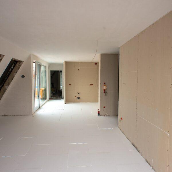Ausbau Dachgeschosswohnung © Daniel Poštrak